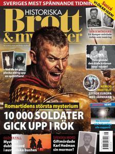Historiska Brott & Mysterier – 08 juni 2021