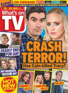 What's on TV - 16 January 2021
