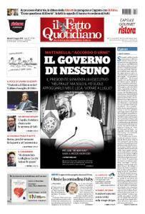 Il Fatto Quotidiano - 08 maggio 2018