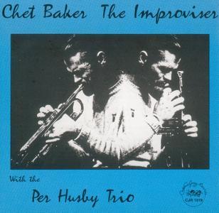 Chet Baker - The Improviser (1983) {Cadence CJR 1019 rel 1995}