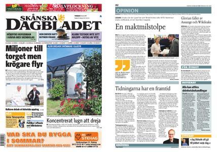 Skånska Dagbladet – 18 juli 2019