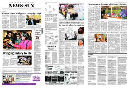 Lake County News-Sun – March 26, 2018