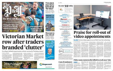 The Press and Journal Moray – March 09, 2020