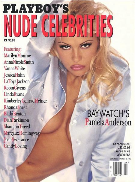 Playboy's Nudes Celebrities September 1995