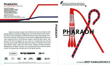 Martin Scorsese Presents: Masterpieces of Polish Cinema Volume 1. BR 2: Pharaon / Faraon (1965)