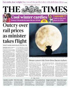 The Times - 3 January 2018