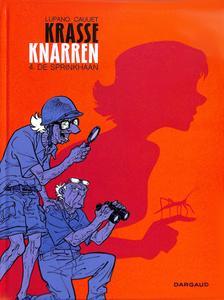 Krasse Knarren - 04 - De Sprinkhaan