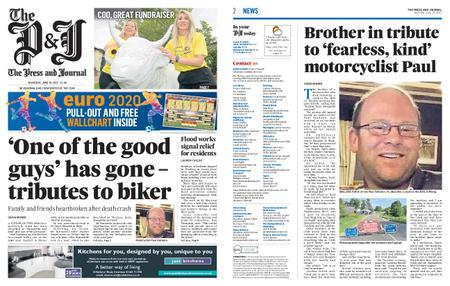 The Press and Journal Moray – June 10, 2021