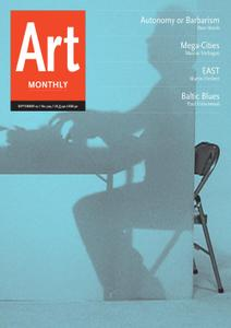 Art Monthly - September 2007   No 309