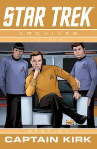 IDW-Star Trek Archives Vol 05 The Best Of Kirk 2020 Hybrid Comic eBook