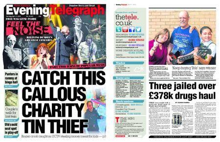 Evening Telegraph First Edition – April 17, 2018
