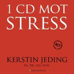 «1 CD mot stress» by Kerstin Jeding