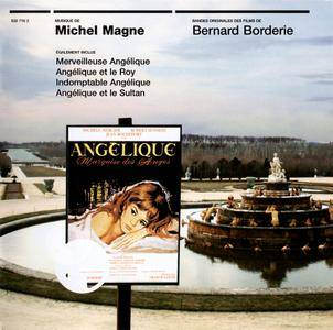 Michel Magne - Angelique, Marquise des Anges (2010) Music from Films by Bernard Borderie (1964-1968)