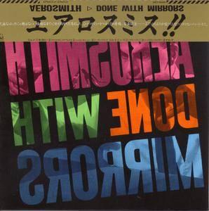 Aerosmith - Done With Mirrors (1985) [2010, Japan 24-Bit Remaster SHM-CD]