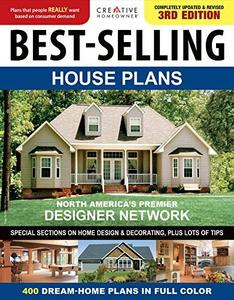 Best-Selling House Plans: 400 Dream Home Plans in Full Colour (repost)