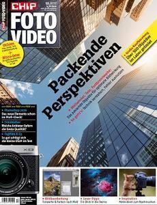 Chip Foto Video Germany Nr.12 - Dezember 2017