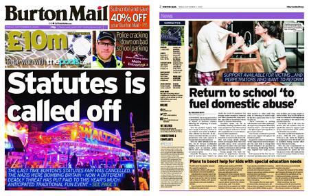 Burton Mail – September 04, 2020