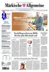 Neue Oranienburger Zeitung - 26. Oktober 2017