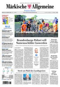 Märkische Allgemeine Prignitz Kurier - 25. September 2019