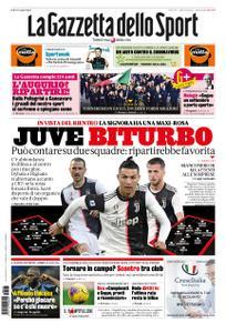 La Gazzetta dello Sport Roma – 03 aprile 2020