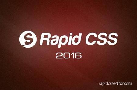 Blumentals Rapid CSS 2016 14.4.0.188 Multilingual Portable