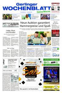Gerlinger Wochenblatt - 25. September 2019