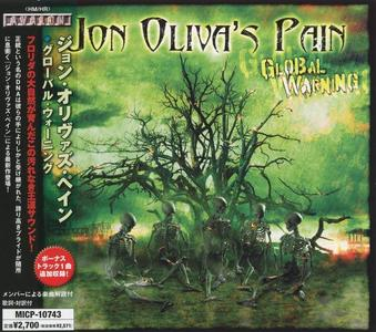 Jon Oliva's Pain - Global Warning (2008) [Japanese Edition]