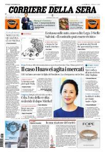 Corriere della Sera – 07 dicembre 2018