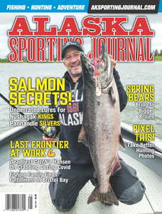 Alaska Sporting Journal - May 2021