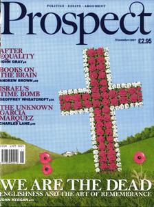 Prospect Magazine - November 1997