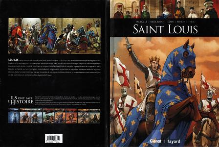 Ils Ont Fait L'Histoire - Tome 8 - Saint-Louis