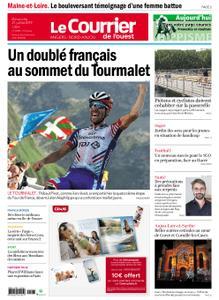 Le Courrier de l'Ouest Angers – 21 juillet 2019