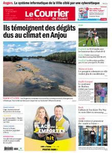 Le Courrier de l'Ouest Angers – 17 janvier 2021