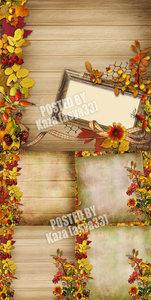 Autumn vintage backgrounds