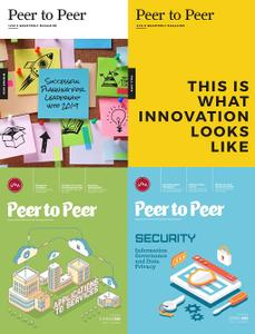 Peer to Peer Magazine 2018 Full Year Collection