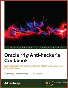 Oracle 11g Anti-Hacker's Cookbook  (RE-UP)
