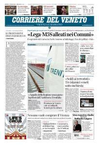 Corriere del Veneto Vicenza e Bassano - 11 Maggio 2018