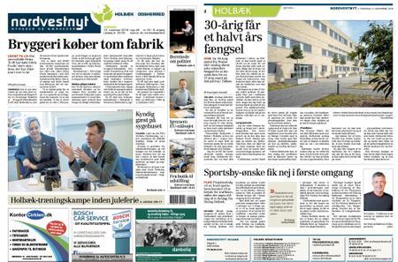 Nordvestnyt Holbæk Odsherred – 15. november 2018