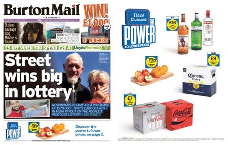 Burton Mail – April 15, 2021