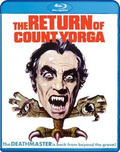 The Return of Count Yorga (1971)