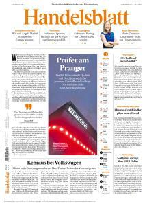 Handelsblatt - 9 Juli 2020