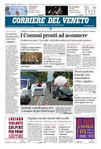 Corriere del Veneto Vicenza e Bassano – 15 ottobre 2019