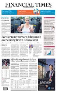 Financial Times Europe - September 8, 2020