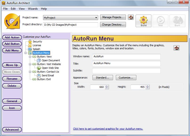 7Bear Software AutoRun Architect 3.01.1