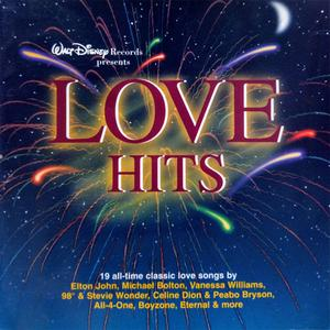 VA - Walt Disney Records presents Love Hits (1998) {Walt Disney/Sony Music Malaysia}
