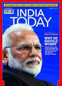 India Today - February 05, 2018