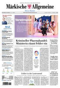 Märkische Allgemeine Dosse Kurier - 19. Juli 2018