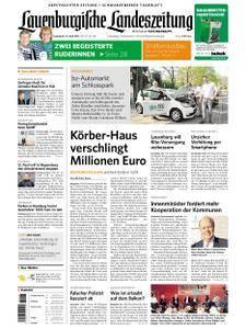 Lauenburgische Landeszeitung - 21. April 2018