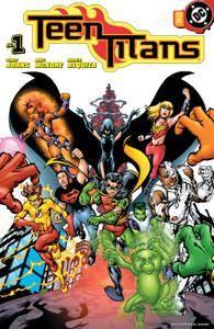 Teen Titans 001 2003 digital