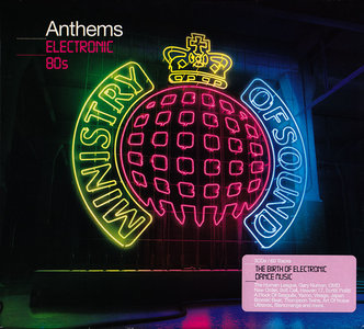 VA - Ministry Of Sound: Anthems Electronic 80s (2009) 3CD Set [Re-Up]
